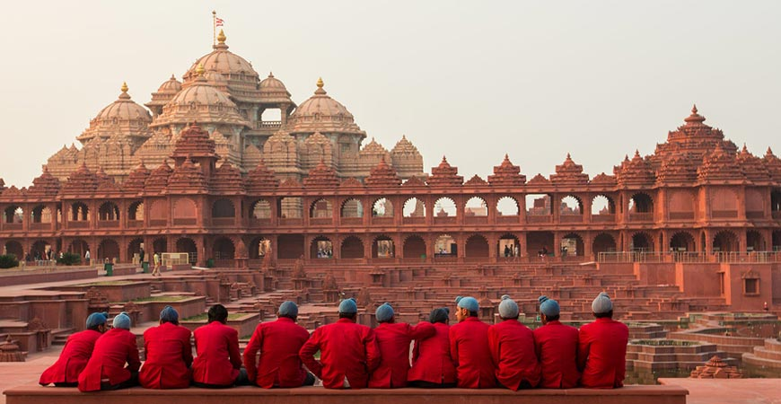 delhi-welcome-india-temple-Akshardham-2