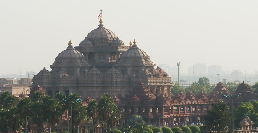 delhi-welcome-india-temple-Akshardham