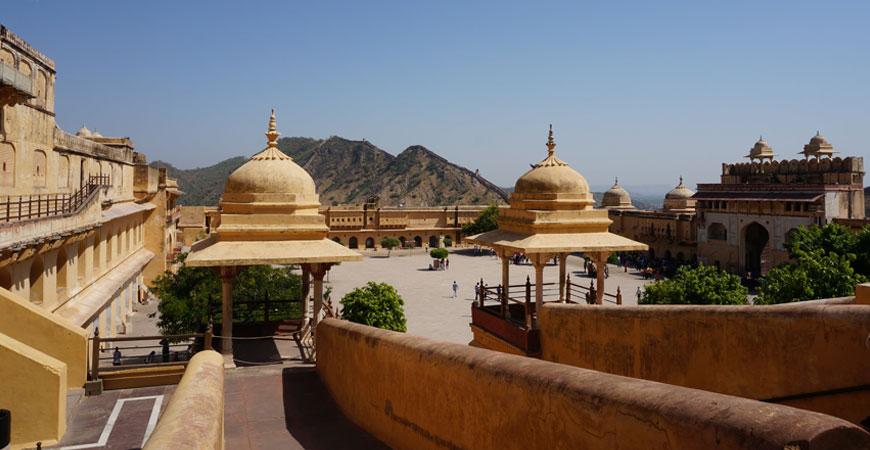 jaipur-ville-rouge-rajasthan-amber-fort-