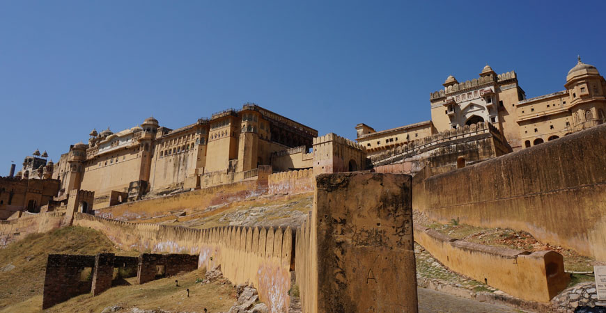 jaipur-ville-rouge-rajasthan-amber-fort