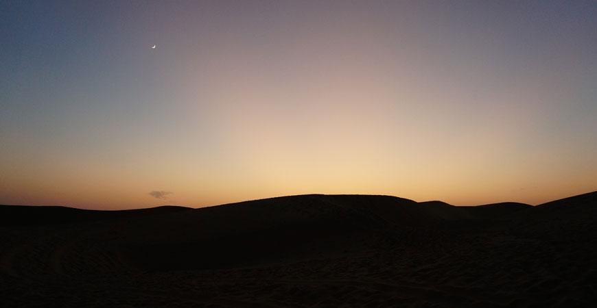 jaisalmer-safari-dromadaire-desert-thar-coucher-soleil