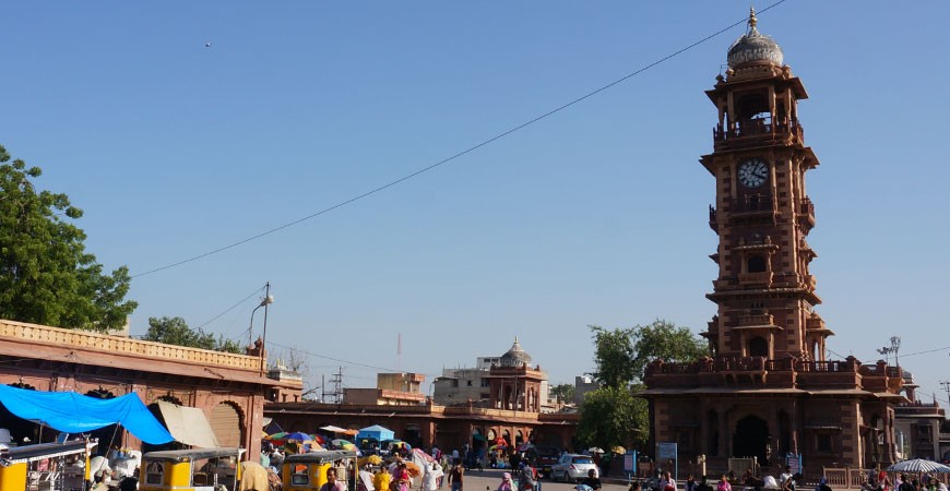 jodhpur-cite-bleue-rajasthan-clock-tower-2