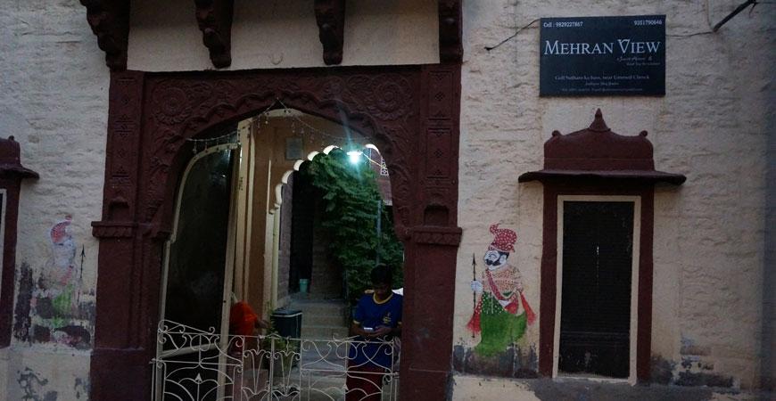 jodhpur-cite-bleue-rajasthan-mehran-view