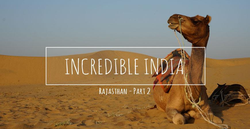 Incredible india 2 essay