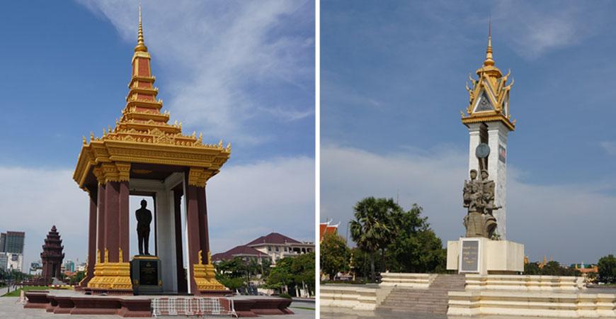 phnom-penh-indepandance-monument-vietnam-cambodge