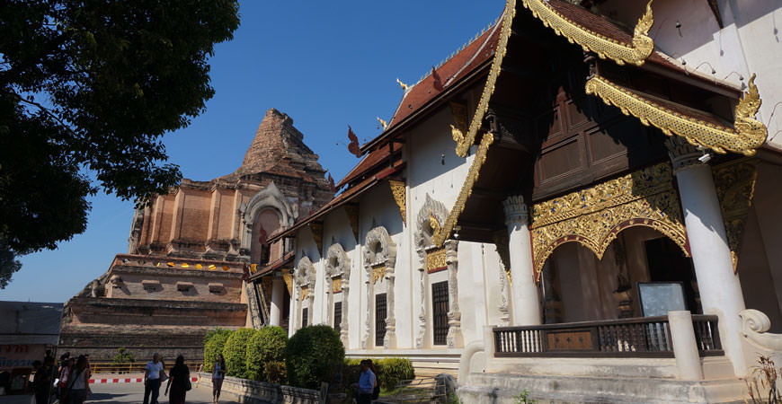 chiang-mai-nord-thailande-temple-wat-Chedi-Luang