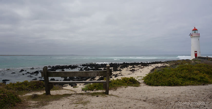 roadtrip-australie-port-fairy-griffiths-island-phare