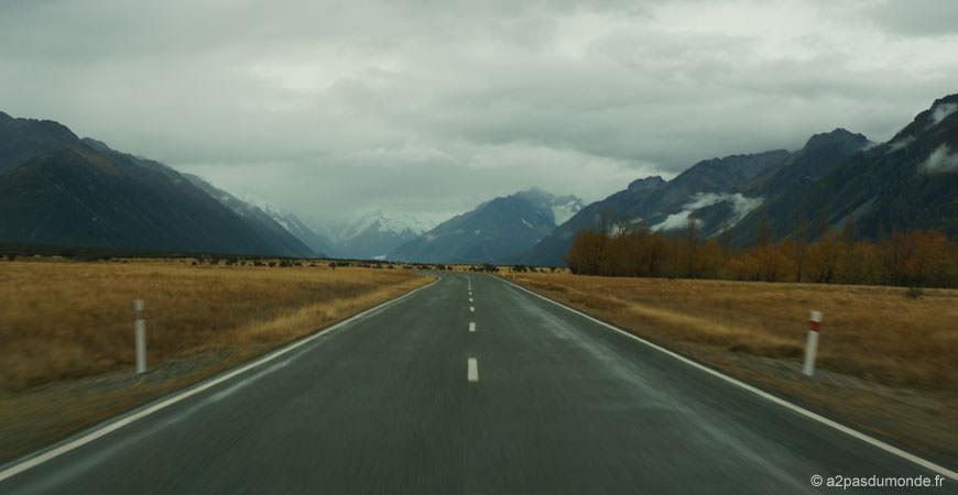 roadtrip-nouvelle-zelande-ile-sud-mont-cook-route