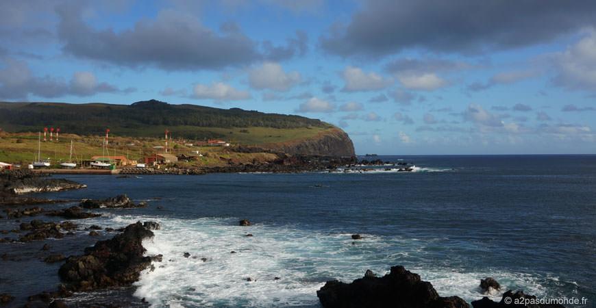 voyage-ile-de-paques-camping-mihinoa-vue-ocean