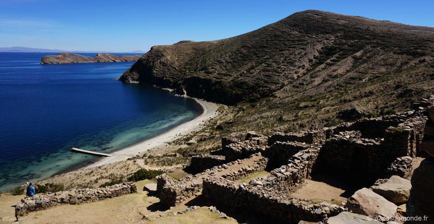 isla-del-sol-lac-titicaca-voyage-bolivie-ruines-incas