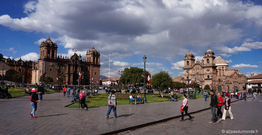 voyage-perou-cuzco-plaza-de-armas
