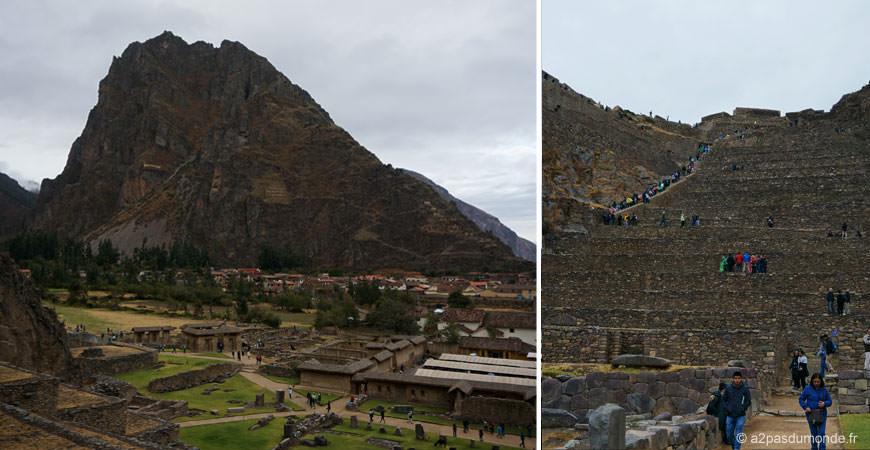 voyage-perou-vallee-sacree-Ollantaytambo-forteresse-incas-