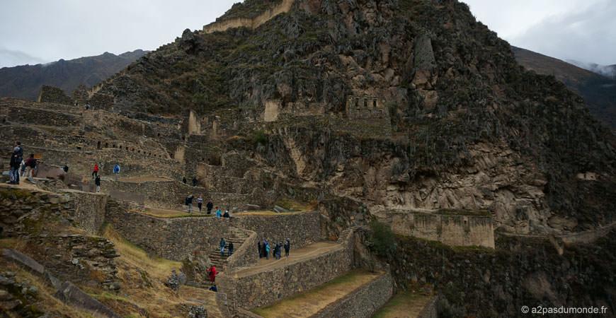 voyage-perou-vallee-sacree-Ollantaytambo-forteresse-incas