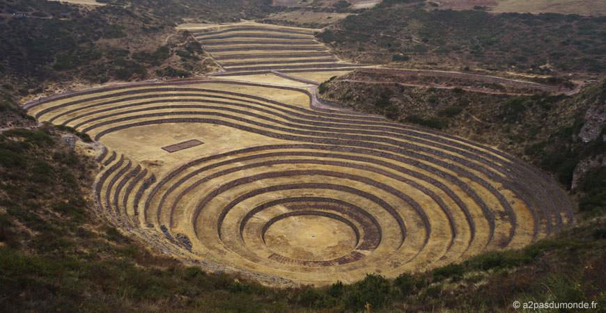 voyage-perou-vallee-sacree-moray-site-incas-recherche-agronomie