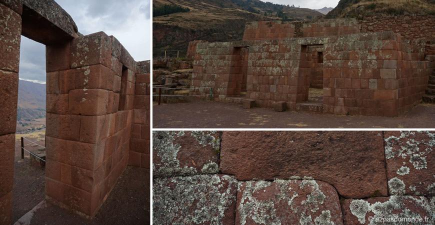 voyage-perou-vallee-sacree-pisac-site-Incas-mur