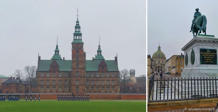 copenhague-danemark-garde-royale