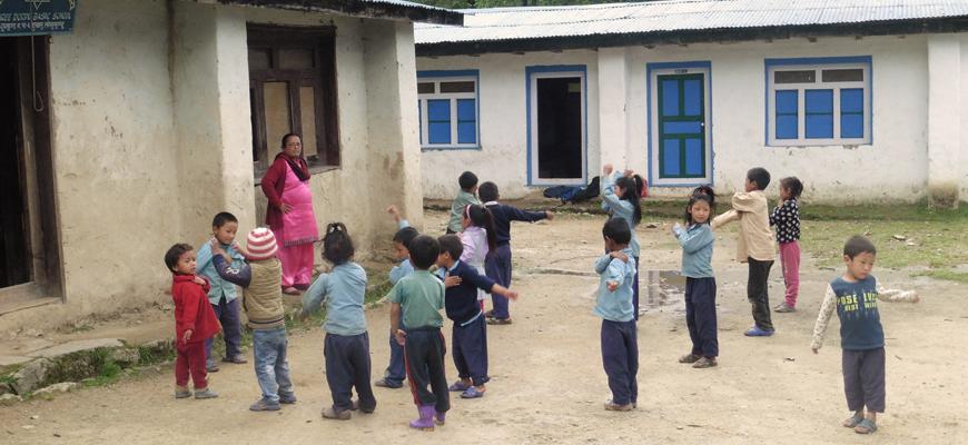 voyage-humanitaire-nepal-ecole-chulemu-