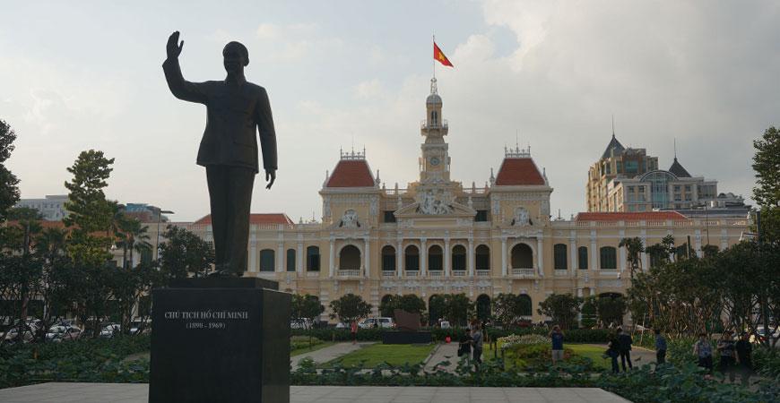 Ho Chi Minh Ville Ancien Nom