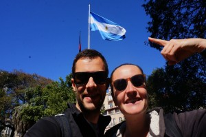(095) drapeau-argentine